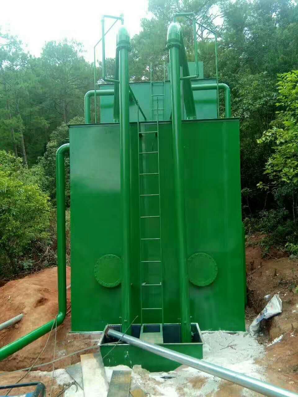 农村集镇水改造设备