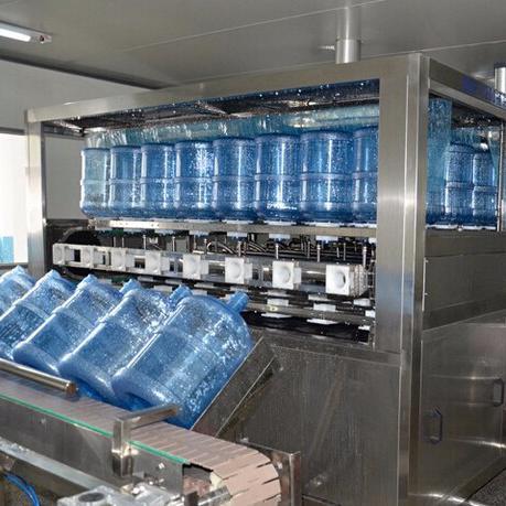 矿泉水灌装生产线