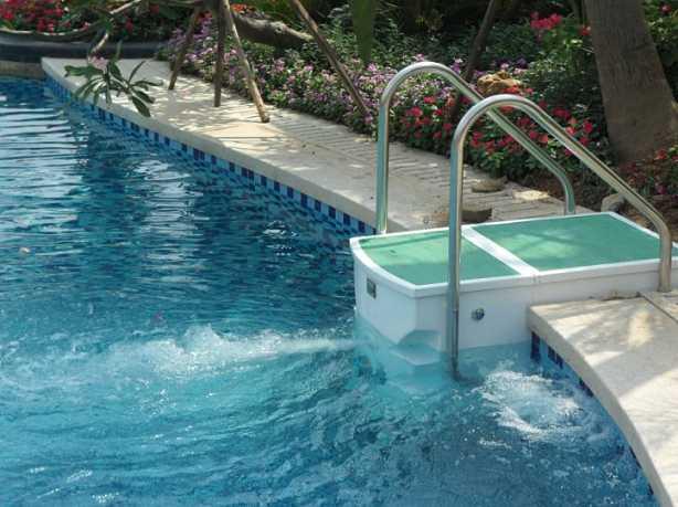泳池一体化过滤设备02