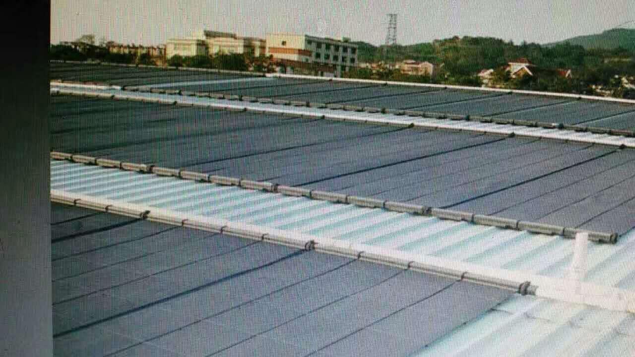 泳池橡胶太阳能恒温设备