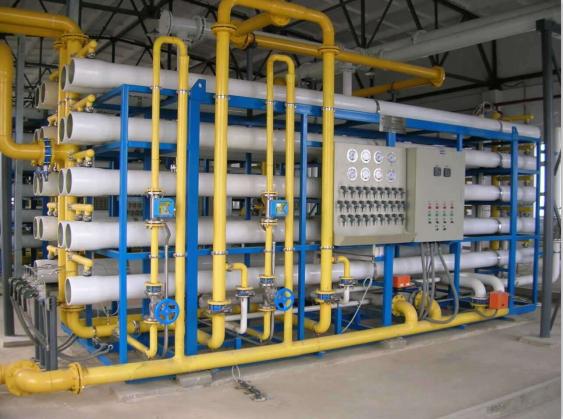 鎮江/常州反滲透設備產水電導率高,濃水電導率也高