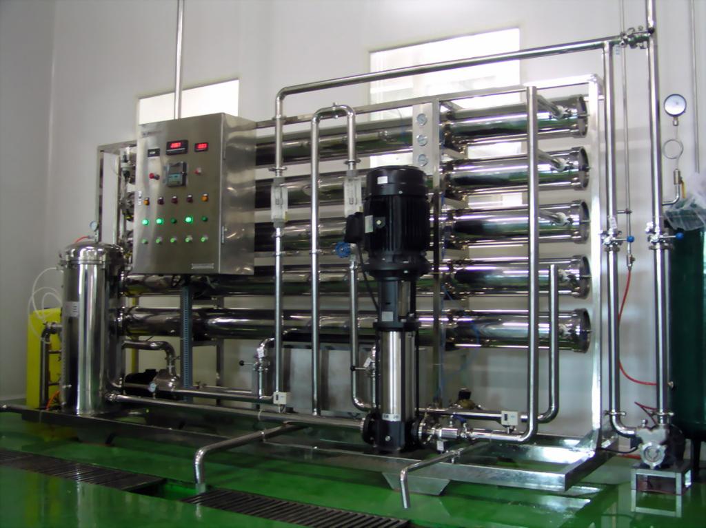 反渗透设备的工艺流程是怎样的?