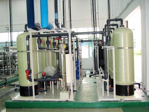 矿泉水生产设备