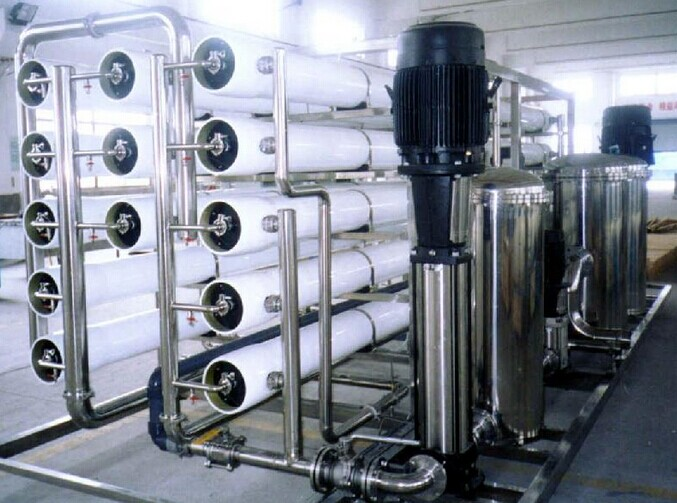 你知道吗?反渗透设备的核心技术就是膜渗透!