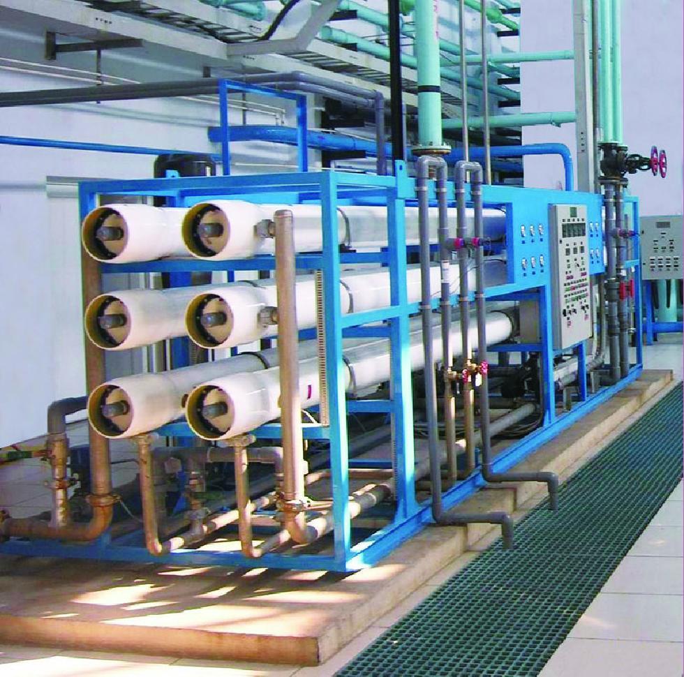 一体化中水回用设备