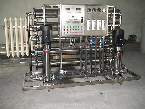 饮用水除氟设备