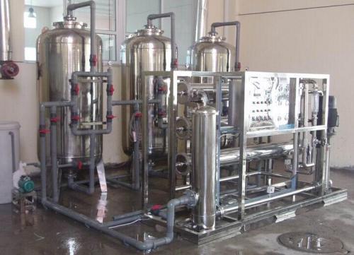 纯净水设备的处理方法有以下这些