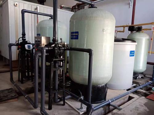 全自动软化水设备性能特点