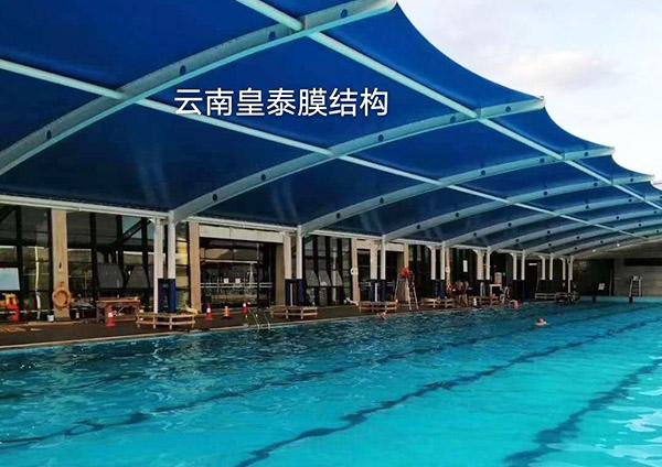 大型游泳馆膜结构