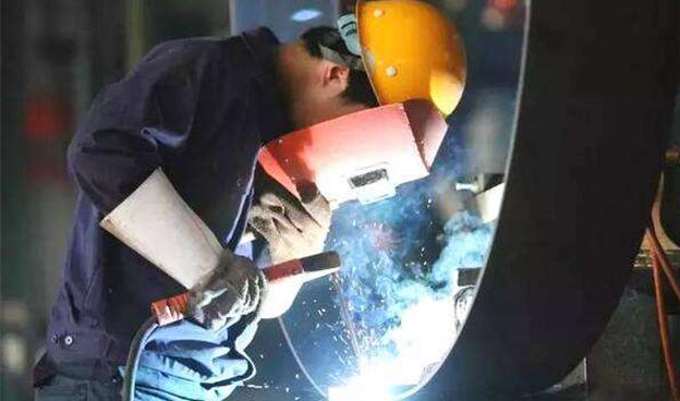 不锈钢焊接加工的操作手法
