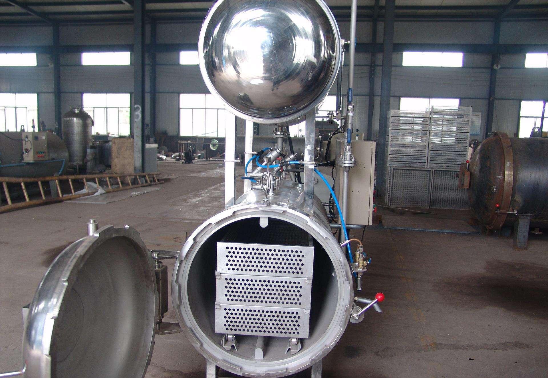 蒸汽灭菌锅