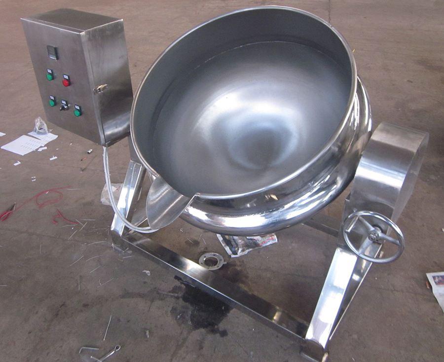 本溪/丹东 一起来聊聊蒸汽夹层锅的那些事