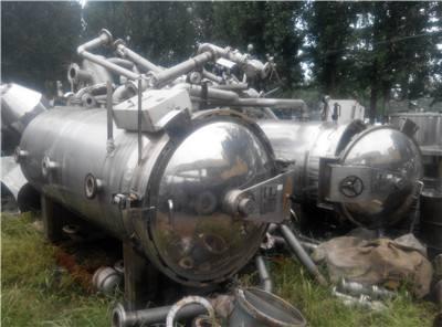 电加热不锈钢杀菌锅厂