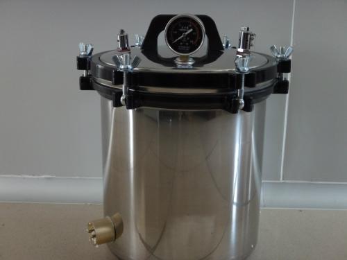 手提式高压灭菌锅