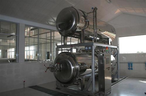 全自动立式高压灭菌锅厂