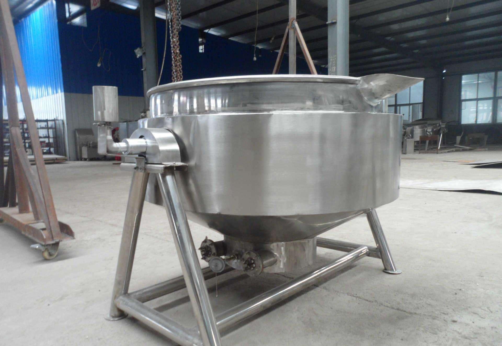 夹层锅蒸汽锅炉
