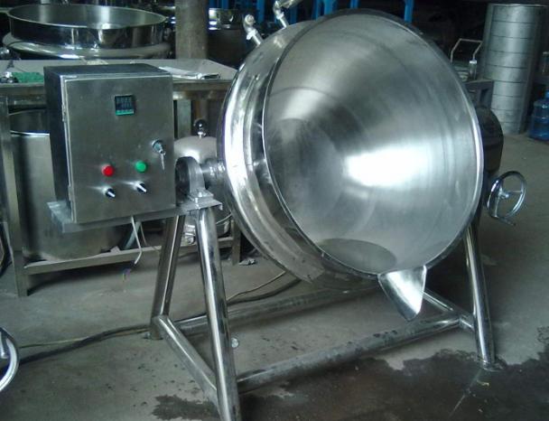 天燃氣夾層鍋