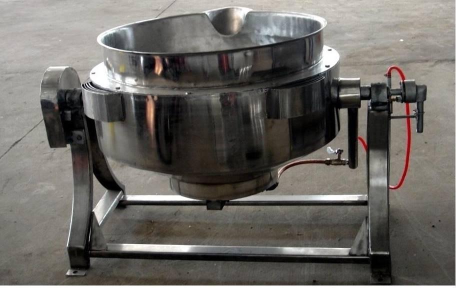 燃氣加熱夾層鍋