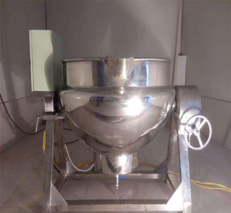 电加热燃气夹层锅
