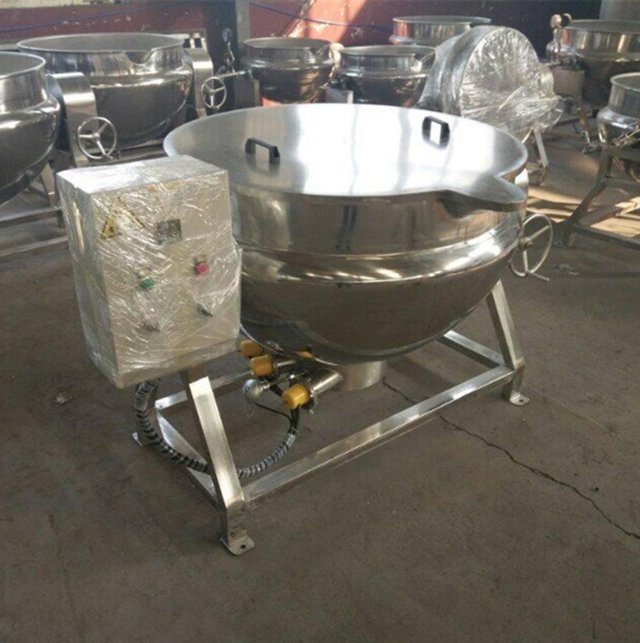 導熱油夾層鍋