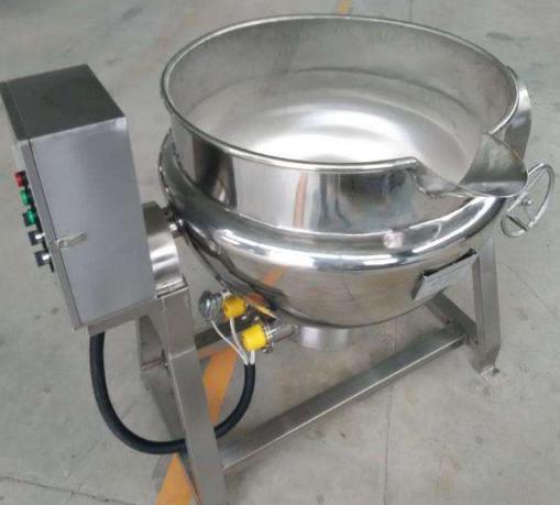 燃气导热油夹层锅厂