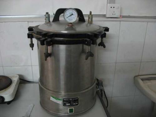 北海/崇左 带你了解手提式灭菌锅该如何使用呢