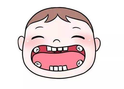 长沙心理咨询中心介绍孩子掉牙的心理分析与教育意义