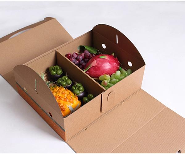 果蔬包装盒订做