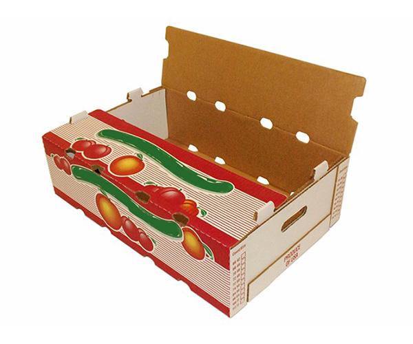 果蔬瓦楞纸包装盒