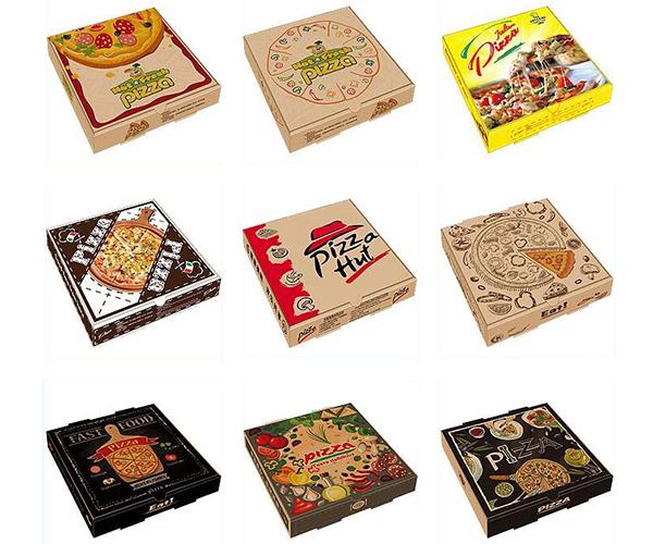 披萨外卖盒