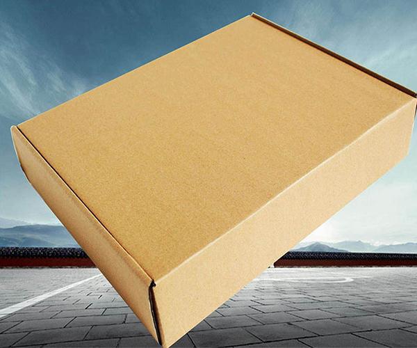 瓦楞飞机盒