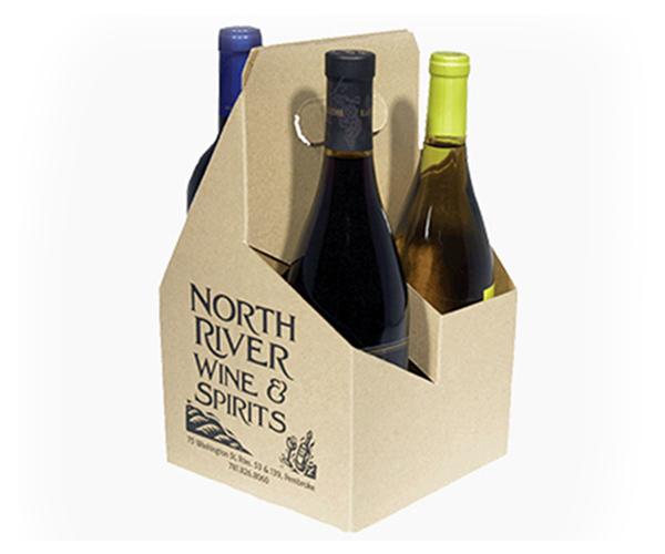 酒盒包装盒