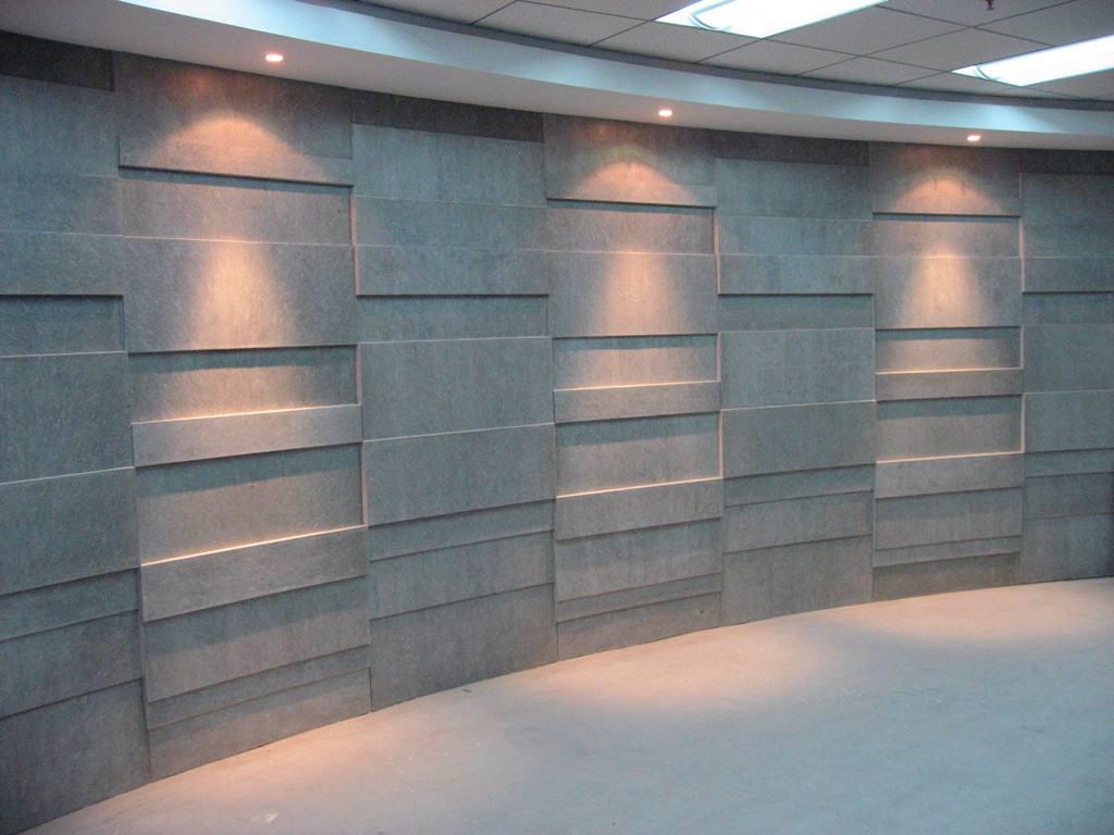 10mm厚度清水混凝土装饰板