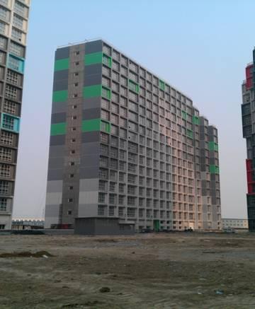 北京非中心LOFT阁楼,隔楼板应用