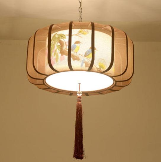 新中式餐厅小吊灯