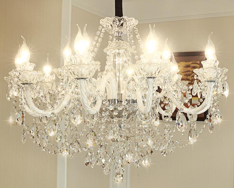 萍乡餐厅欧式水晶吊灯