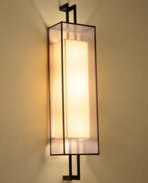 重庆灯饰公司为你解析不同的壁灯安装高度都不一样
