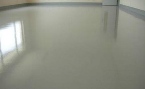 無錫環氧自流平地坪工程干燥的比較緩慢的原因分析和解決方案