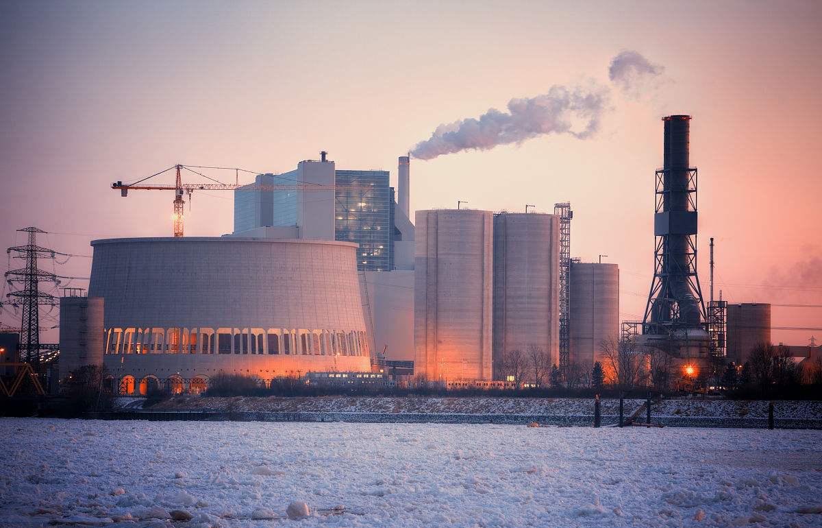 发电厂服务案例