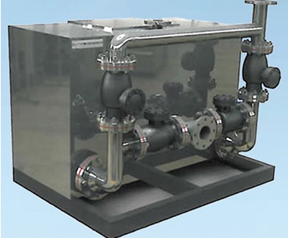 地下污水处理系统