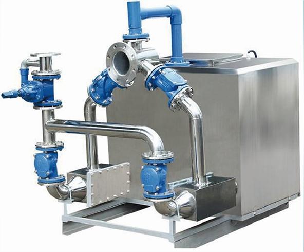 分体式污水处理设备