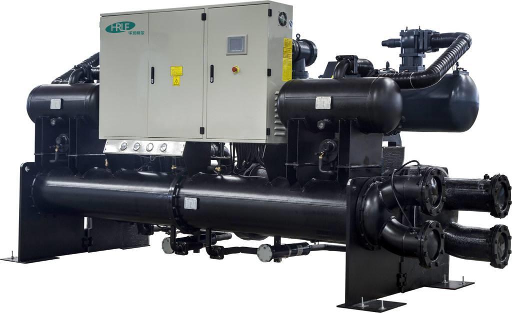 海水源熱泵