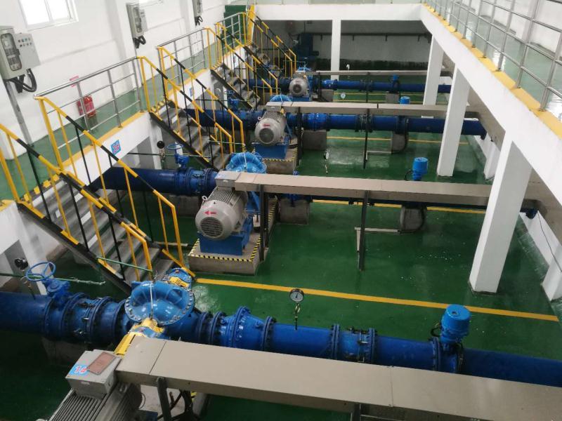 青島水處理變頻供水設備