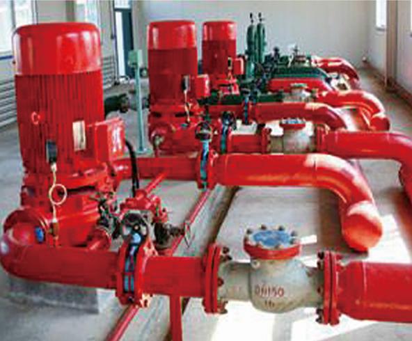 消防给水系统的几种分类特点