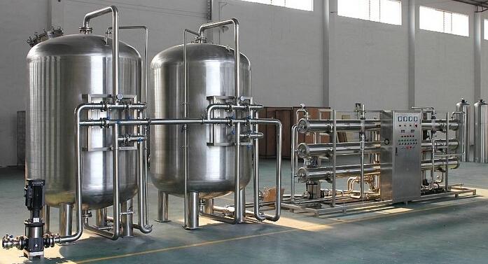 直饮水水处理设备膜法水处理-预处理