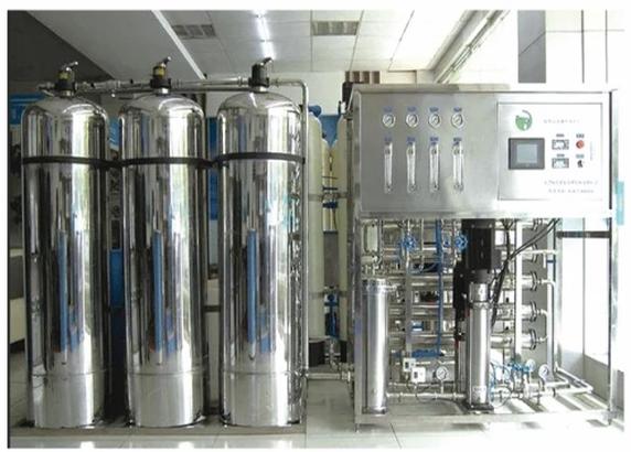 纯净水设备的常见问题和解决办法