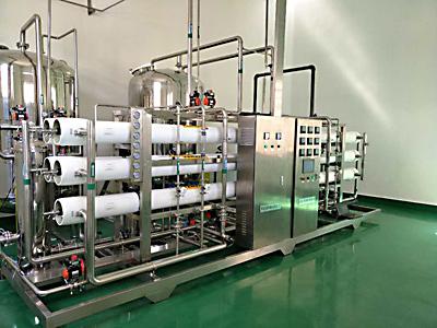 EDI醫療用水設備