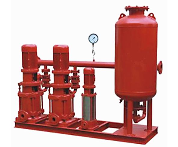 自動噴水滅火系統增壓設備