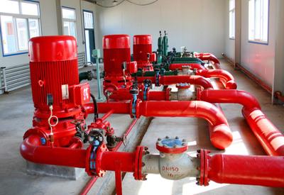 消防栓系統增壓設備