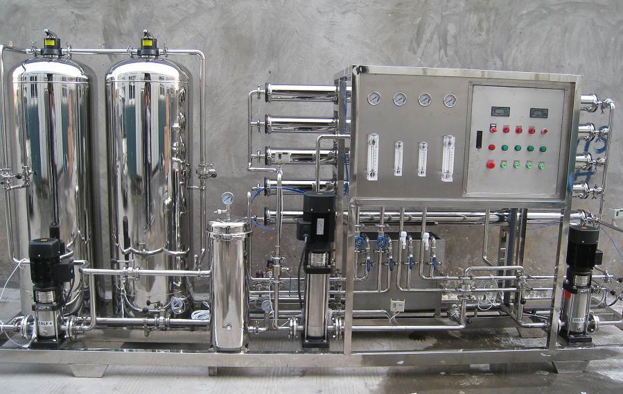 纳滤、反渗透水处理设备